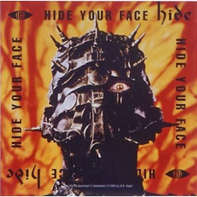 hide X Strange Freak Designs hide your face