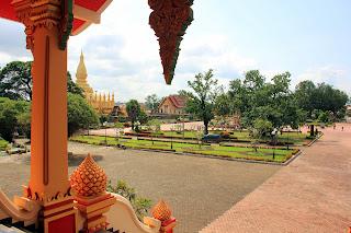 Pha That Luang - Wat Neua Thatluang