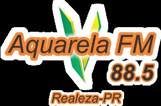 Rádio Aquarela FM de Realeza PR ao vivo