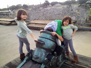 FAMILY FUN:  #HolidayDriving Road Trip: St. Augustine yields engaging historical treasures for a great family vacation – Part 1 of 2 « PapiBlogger – Your Guide to Creative Parenting Tricks 3  photo 3 St. Francis Inn St. Augustine Bed and Breakfast