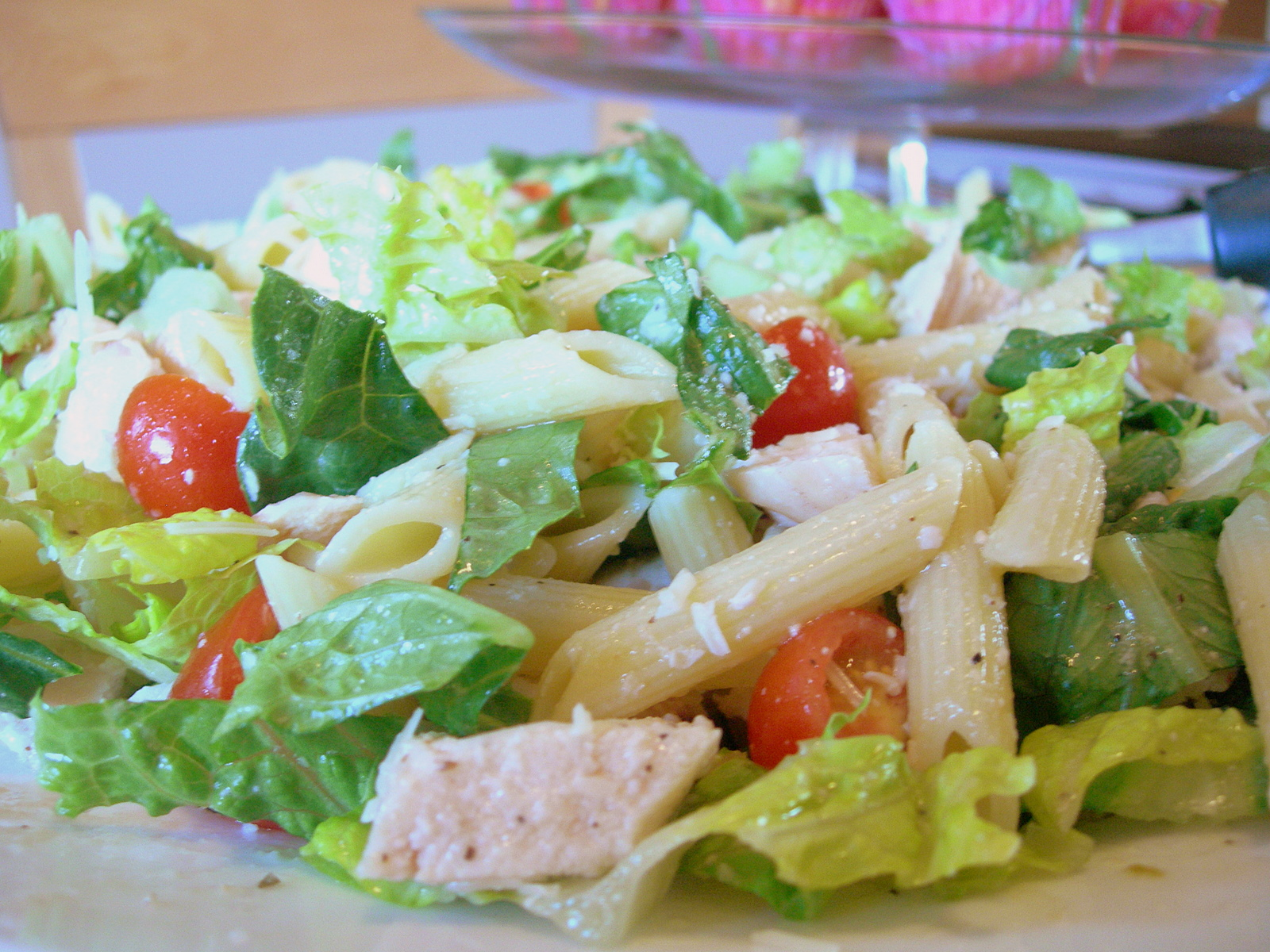 ... Recipes, Meal ideas, Menus, Food and Cooking Tips: Chicken Pasta Salad
