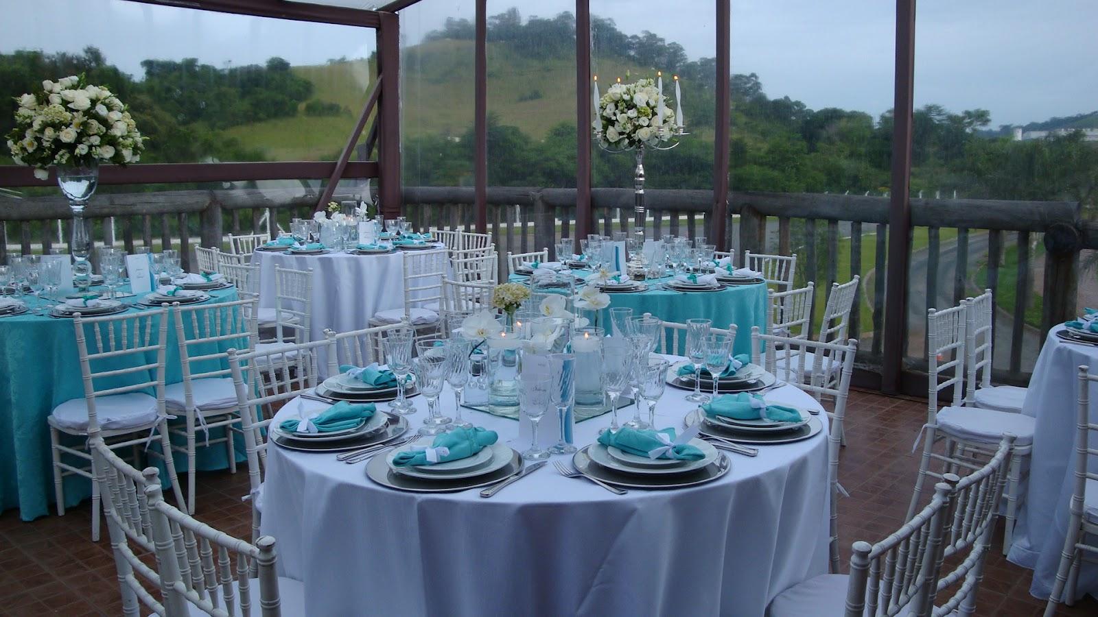 1000+ images about Decoração de Casamento ~ Azul Tiffany on