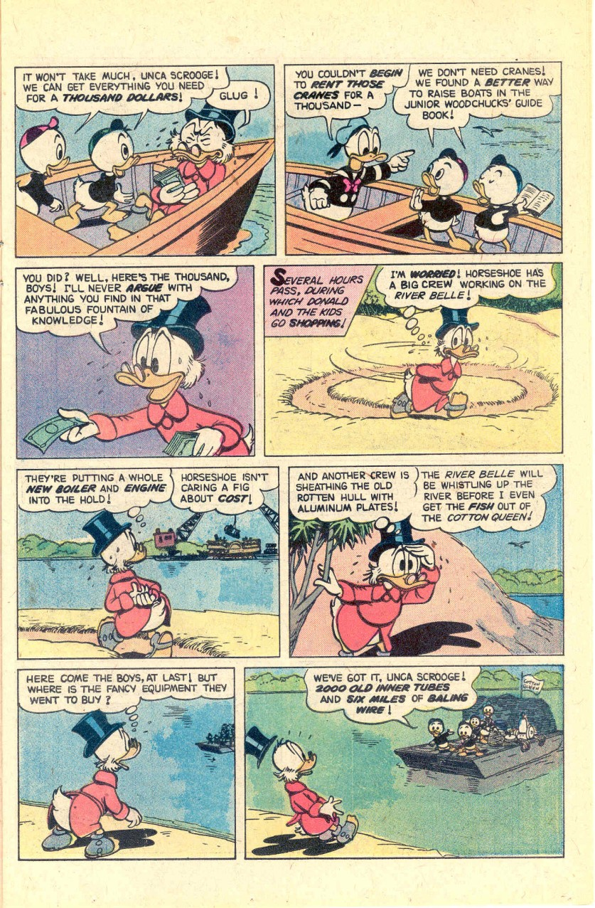 Uncle Scrooge (1953) Issue #155 #155 - English 11