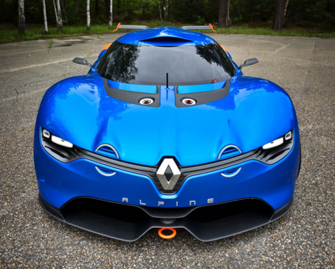 Renault French Develop a