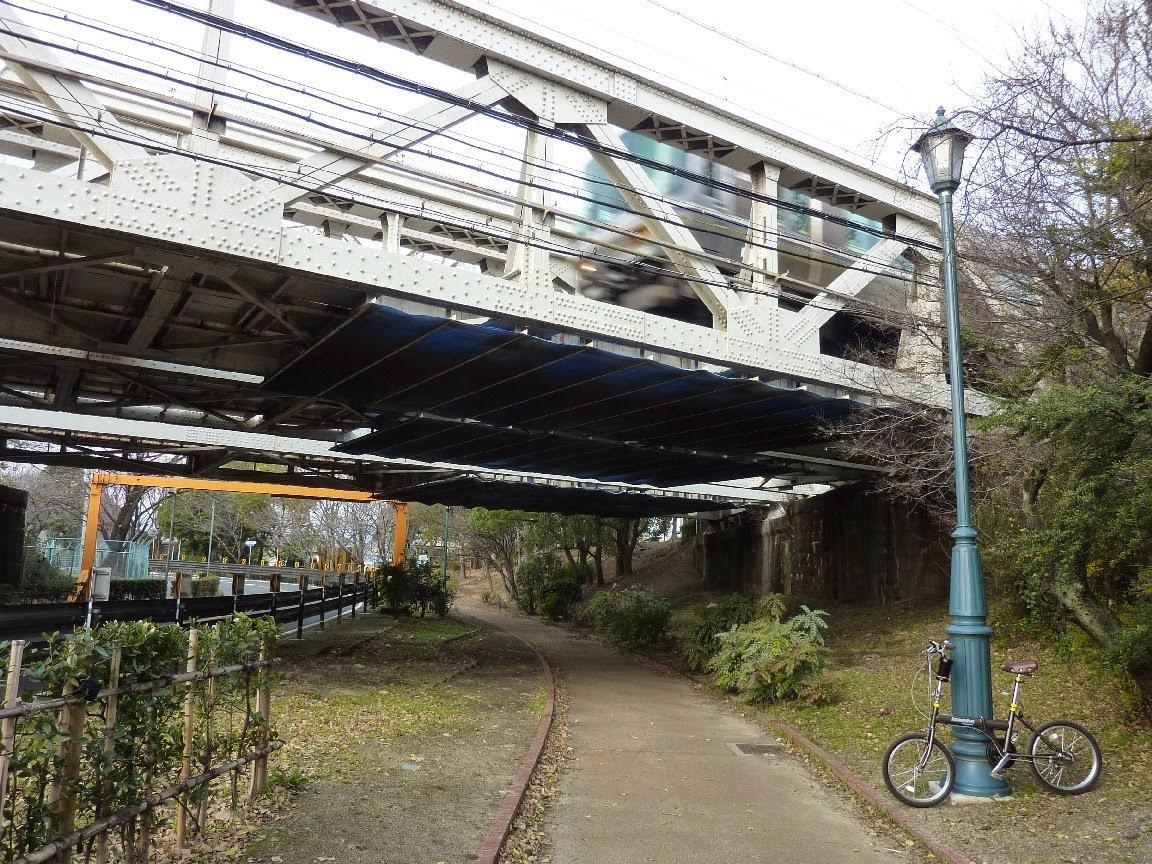 20141231 元茨木川緑地 | 未知力