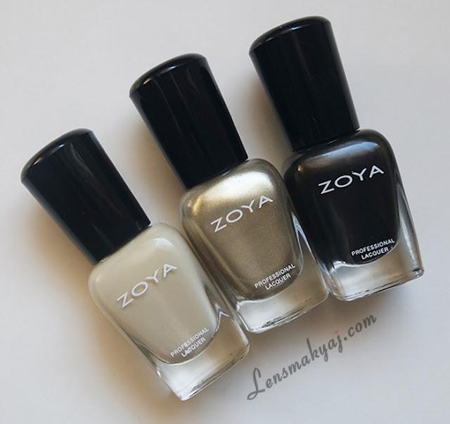 Zoya Mystery Trio