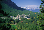 Banff National Park. I spent a summer working at the Banff Springs Hotel . (banffsprings)