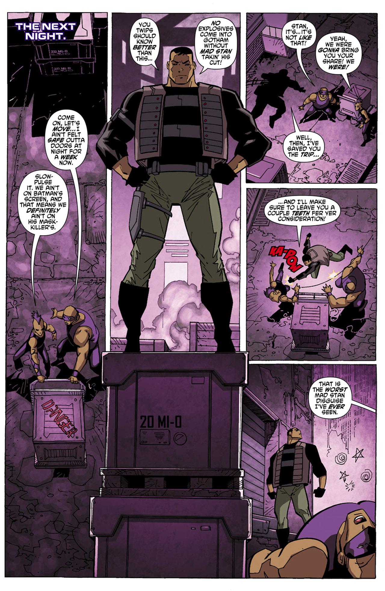 Batman Beyond (2010) Issue #4 #4 - English 18