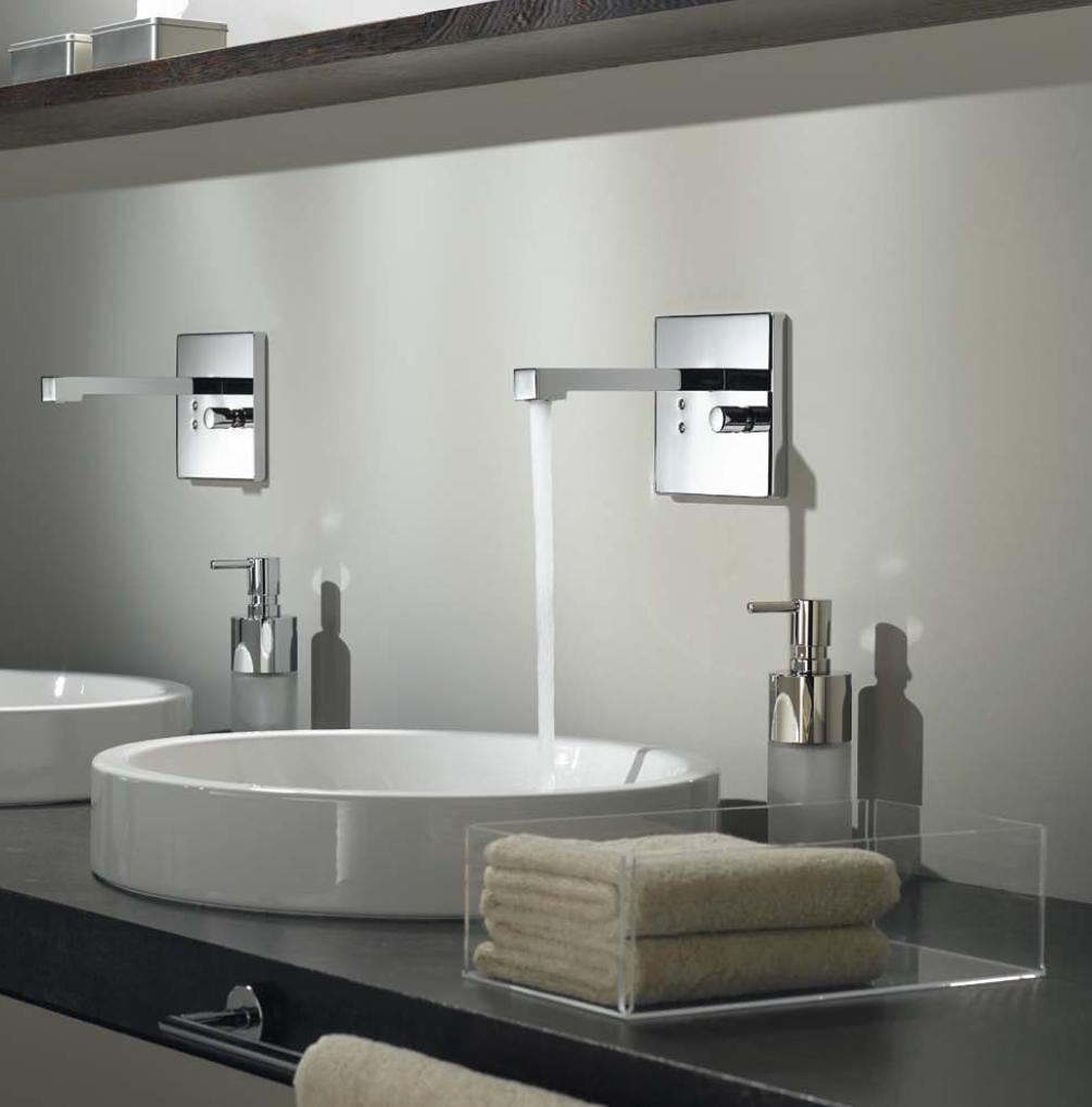 Decoracional grifer as electr nicas ahorro de agua e higiene for Griferia electronica