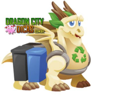 Dragão Reciclagem