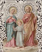 Sagrada Familia de Nazareth, modelo y protección de la nuestra