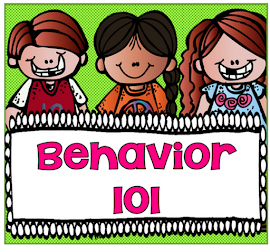 Behavior Charts & More!