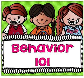 Behavior Charts & More!