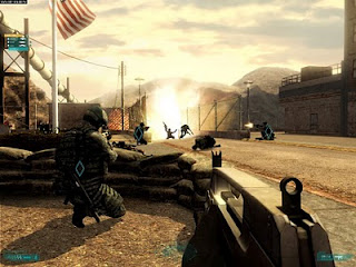 GHOST RECON : ADVANCED WARFIGHTER Pc Game Full Version Free Mediafire Download
