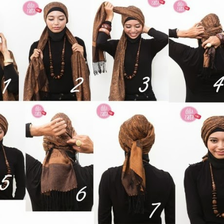 All About Hijab Hijab Tutorial