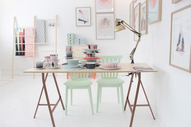 La valse d amelie ikea br kig for Ikea mesas de estudio precios