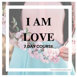 I am love seven day course