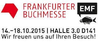 Frankfurter Buchmesse Zentangle für Kids mit EMF Edition Michael Fischer Signierstunde Beate Winkler, CZT