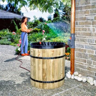 La qualit de l 39 eau et votre sant octobre 2014 - Recuperer l eau de pluie pour le jardin ...