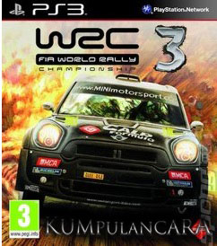 PS3 | WRC World Rally Championship 3