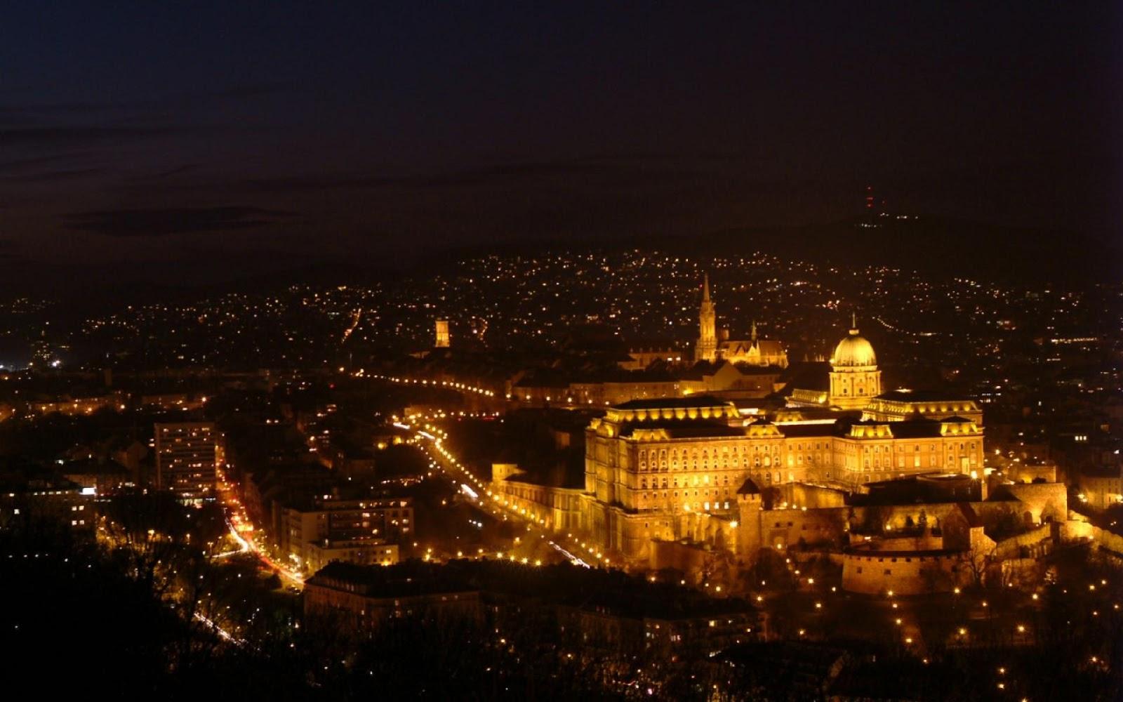 Citadella Night Budapest