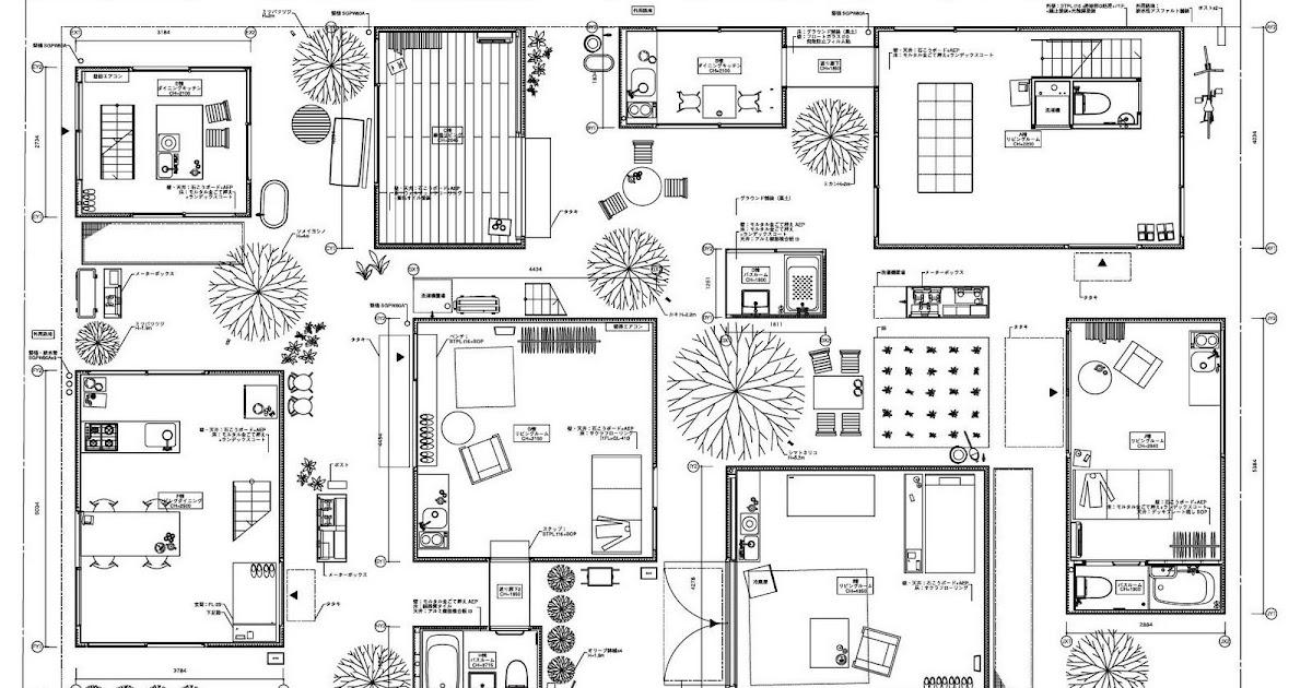 Silvia d az hern ndez dentro y fuera casa moriyama por for Planos de arquitectura pdf