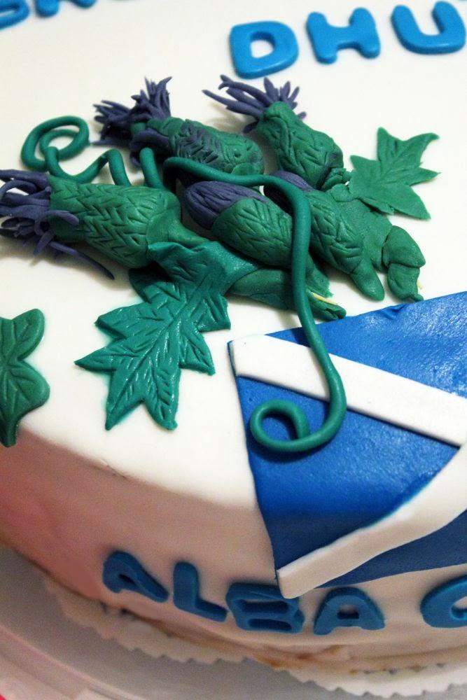 sponge cake ed un compleanno da ricordare