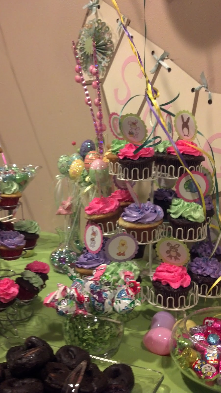 Tutuslovesneakers Candy Buffet
