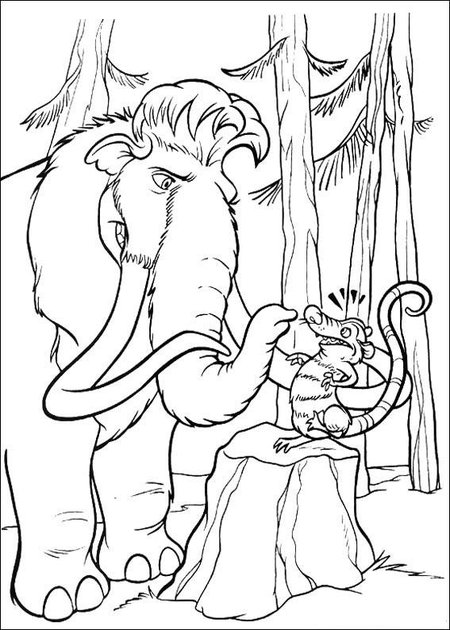 age appropriate coloring pages - photo#9
