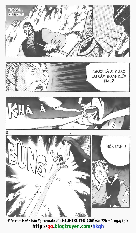 Hiệp Khách Giang Hồ chap 103 page 17 - IZTruyenTranh.com