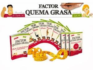 Factor Quema Grasa - Comer Para Perder Pdf