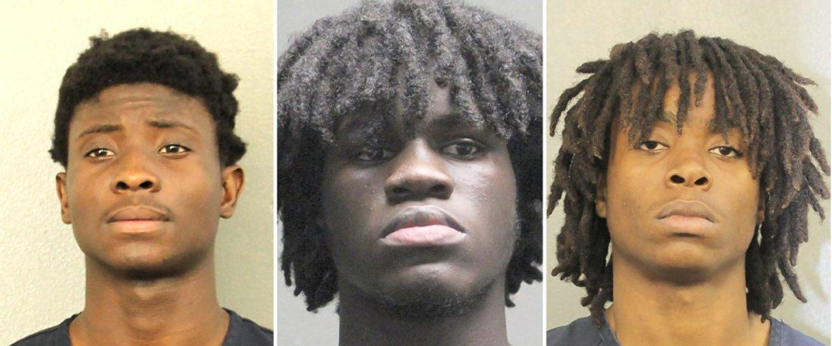 Negro Animals In Gang Rape Horror