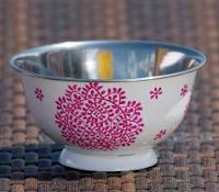 Indian Design Henna Bowl
