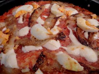 Primi piatti: Riso al forno con melanzane