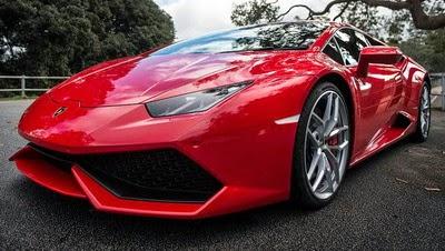 Harga Mobil Lamborghini Huracan LP610-4