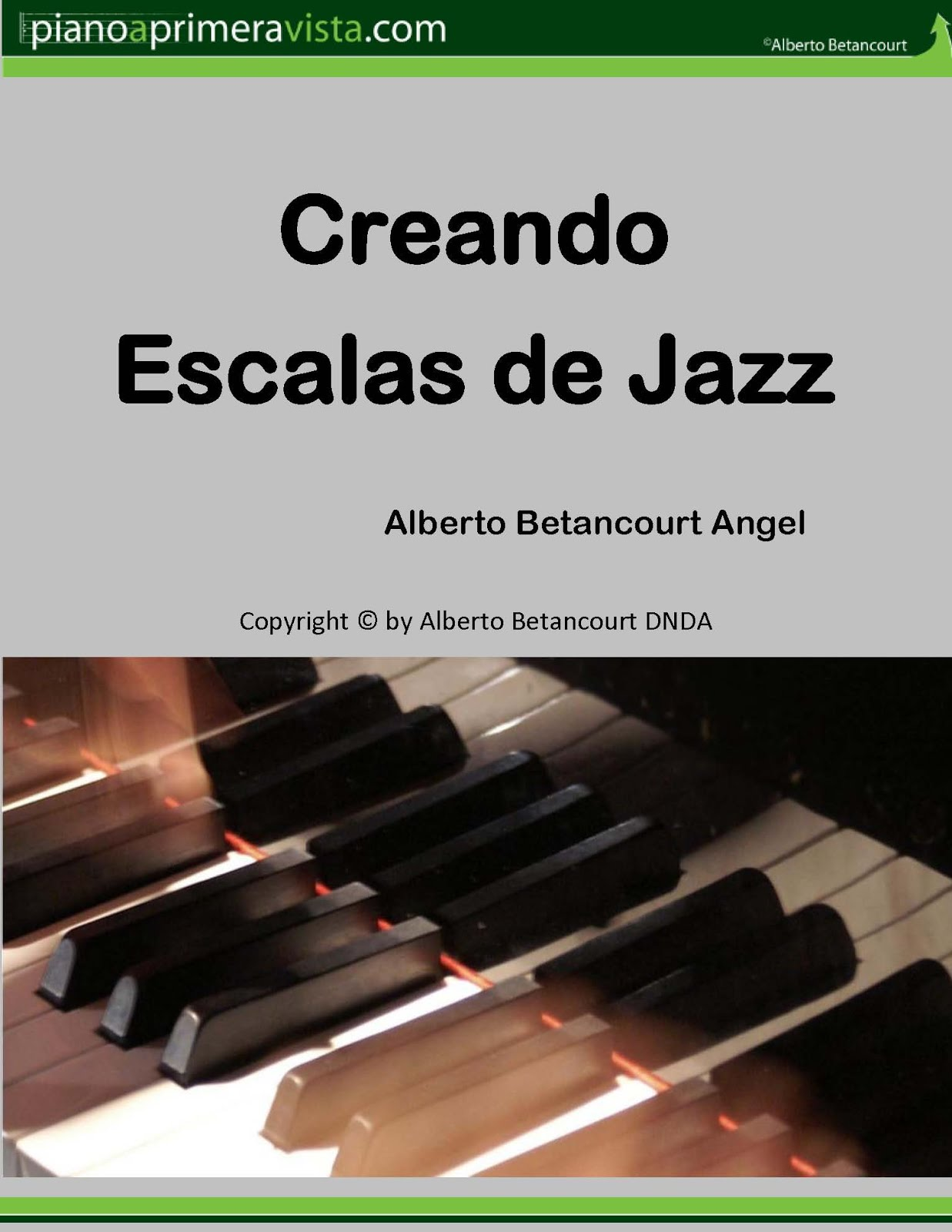 Escalas de Jazz