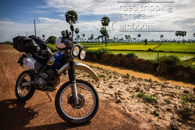 road trip across cambodia
