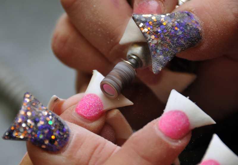 Ladies Paradise: Nails-Arts: Duckfeet