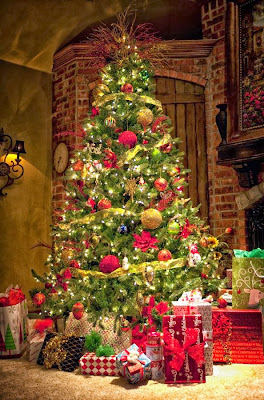 Christmas Home Decor And Christmas Tree Decorating Ideas