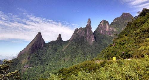 Pico Dedo de Deus - Teresópolis