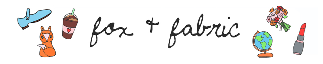 Fox & Fabric | by Maxime Loncke