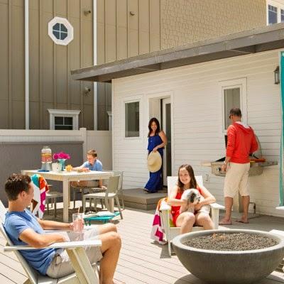 Coastal Living Colorful SoCal Cottage