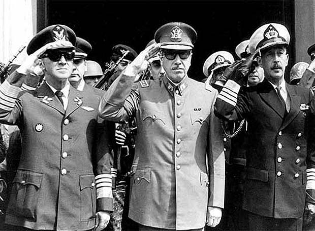 Resultado de imagen para militares latinoamericanos