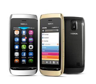 Harga HP Nokia Asha Terbaru Bulan April 2013