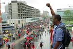 Manifestation 22 mai, 100 jours de grève