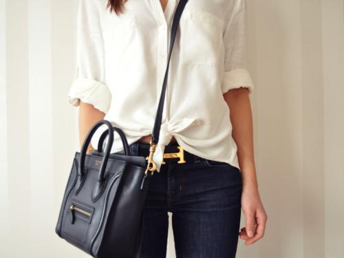 celine leather handbag - Adela & Tessie: C��line handbags.