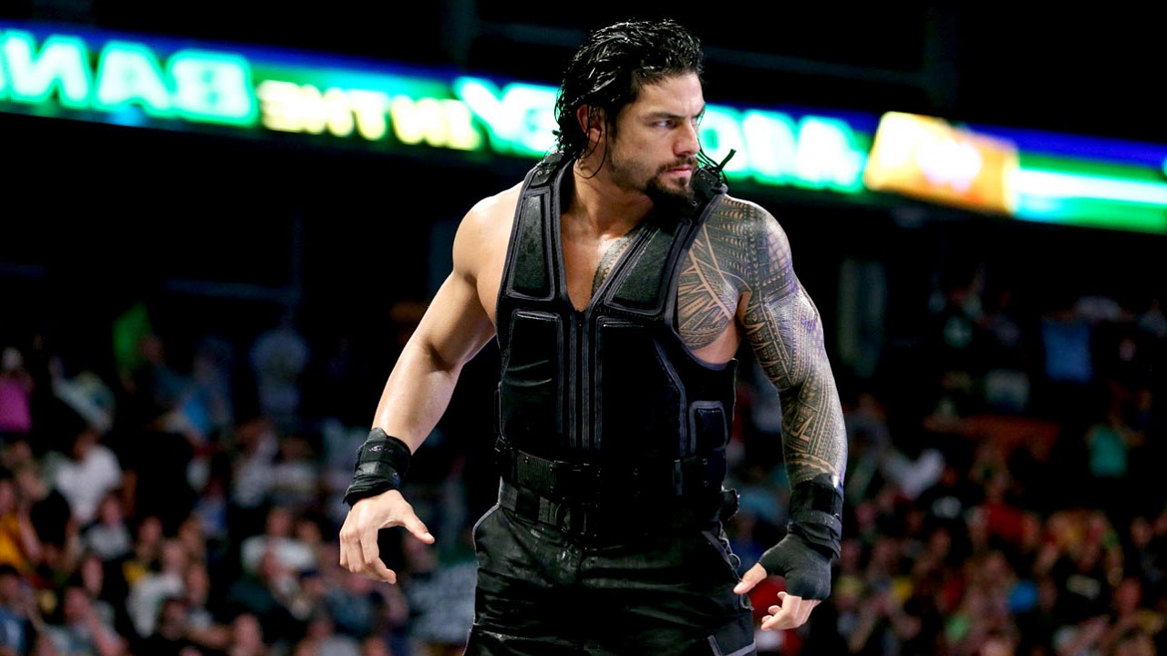 WWE Superstar Roman Reigns HD Wallpapers