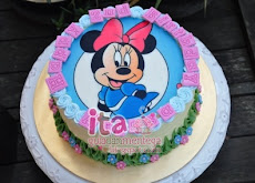 .: Birthday Cake - Edible Image :.