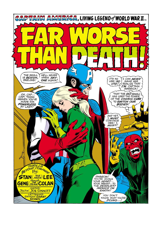 Captain America (1968) Issue #116 #30 - English 2