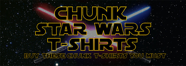 New Chunk Vintage Star Wars T-Shirts - Now at Atom Retro